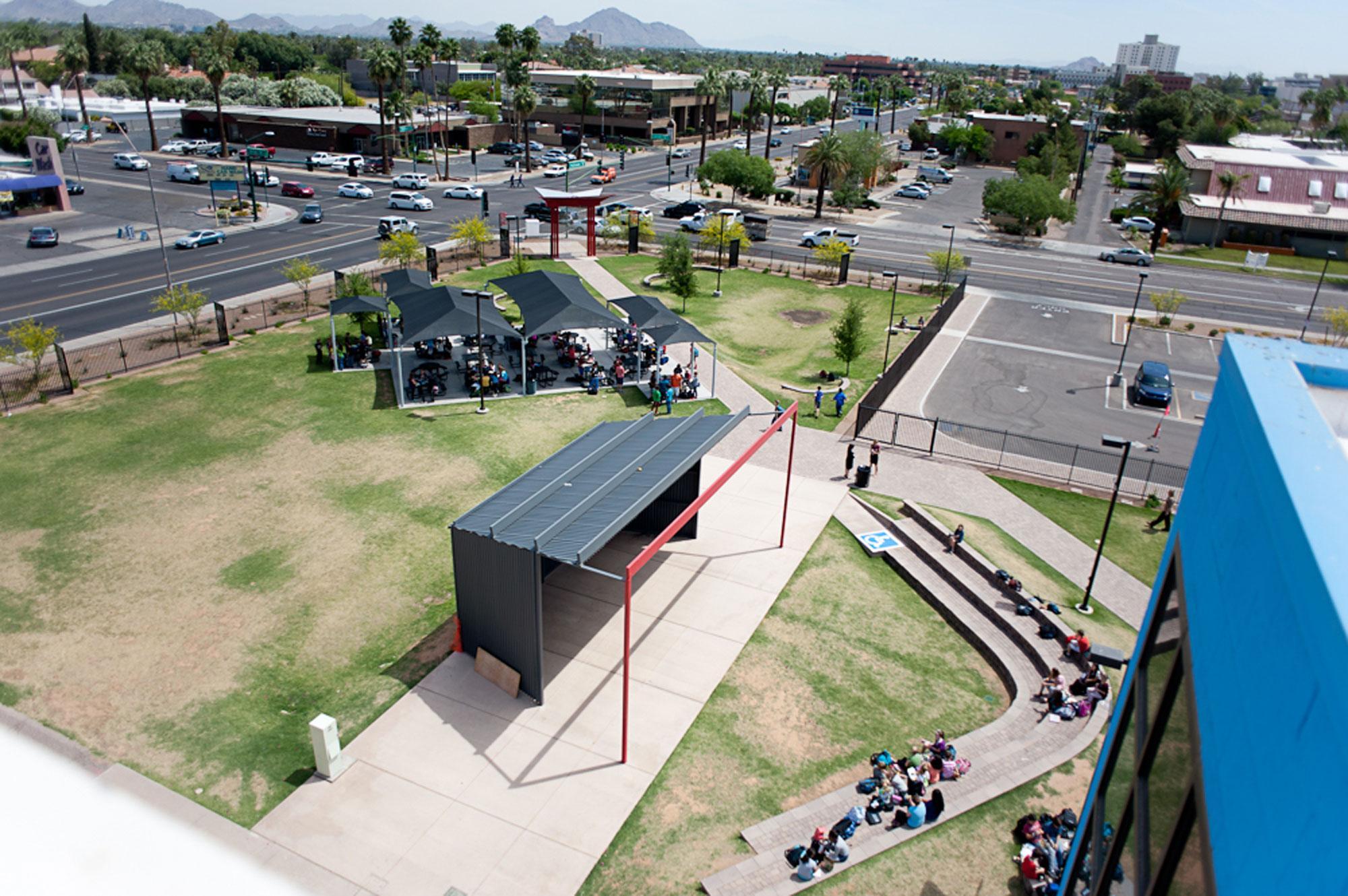 take a tour arizona school for the arts